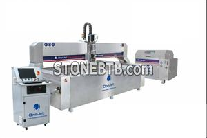Ultra Pressure Waterjet Cutting Machine