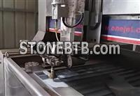 marble waterjet cutting machine