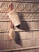 Tuscan Stone Carved Border