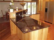 Kitchen Bench Top and Cabinets