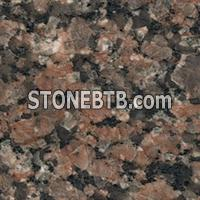 Arctic red granite