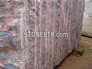 Brown Copper Granite Blocks