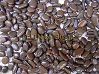 brown pebble stone decorative pebbles