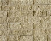 light travertine split face