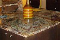 Forest Green Marble Countertop