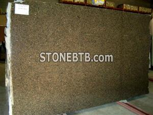 Tropical Gold Granite Slab Tile