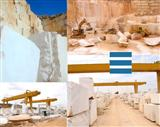 Vigaria - White Marble Blocks