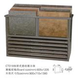 Stone Display Rack,Ceramic Displays CT019