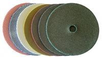 """4"""" x 1"""" Viper- Flexible Diamond Pads for Marble"""
