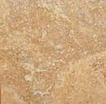 Travertine Honed Tiles - Yellow