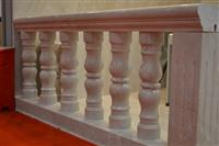 Chinese Marble Balustrade