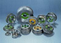 DIAMOND ELECTROPLATED SHAPING WHEEL