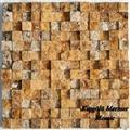 Travertine Split Mosaic K26
