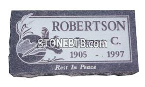 Dark Grey Granite Marker