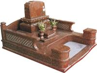 Japanese Style Tombstone 012