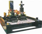 Japanese Style Tombstone 027