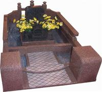 Japanese Style Tombstone 029
