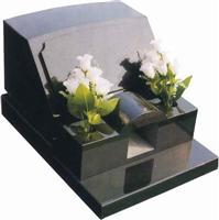 Japanese Style Tombstone 043