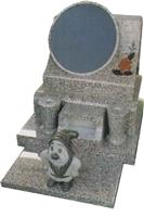 Japanese Style Tombstone 045