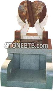 Japanese Style Tombstone 080