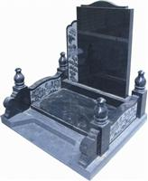 Chinese Style Tombstone 012