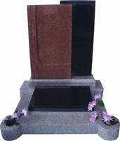 Chinese Style Tombstone 019