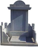 Chinese Style Tombstone 050