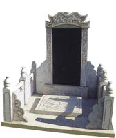 Chinese Style Tombstone 052
