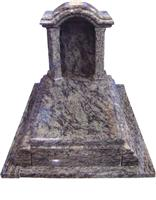Chinese Style Tombstone 059