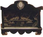Chinese Style Tombstone 091