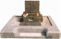 Japanese Style Tombstone 030