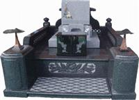 Japanese Style Tombstone 032