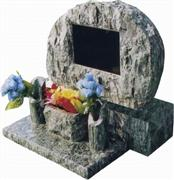 Japanese Style Tombstone 039