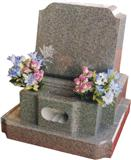 Japanese Style Tombstone 048