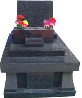 Japanese Style Tombstone 052