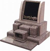 Japanese Style Tombstone 054