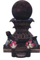 Japanese Style Tombstone 060