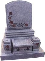 Japanese Style Tombstone 067