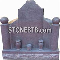 Chinese Style Tombstone 023
