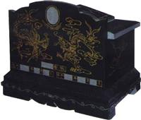 Chinese Style Tombstone 089