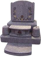Japanese Style Tombstone 068