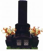 Japanese Style Tombstone 072