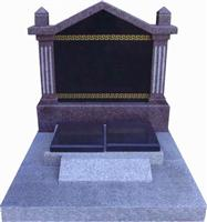 Chinese Style Tombstone 020