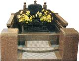 Japanese Style Tombstone 013