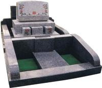 Japanese Style Tombstone 015