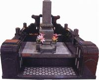 Japanese Style Tombstone 033