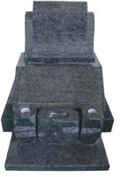 Japanese Style Tombstone 059