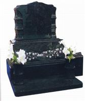 Japanese Style Tombstone 061