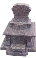 Japanese Style Tombstone 069