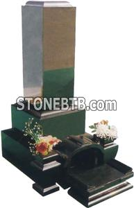 Japanese Style Tombstone 079